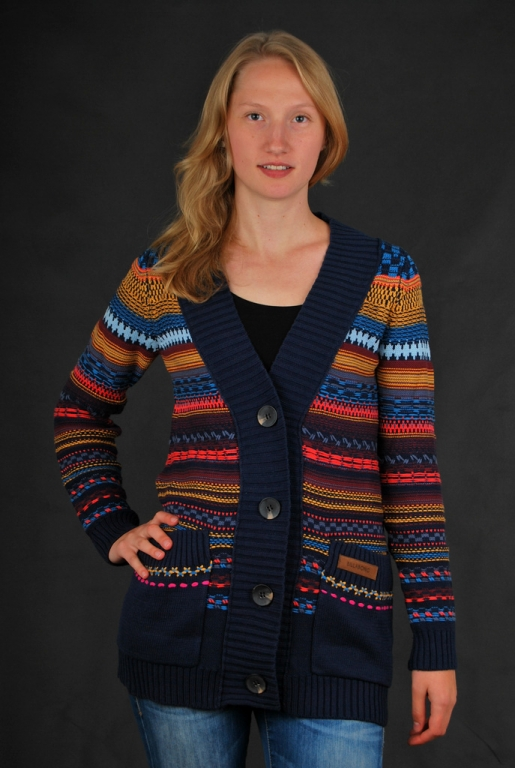 Billabong Dany Cardigan Peacoat