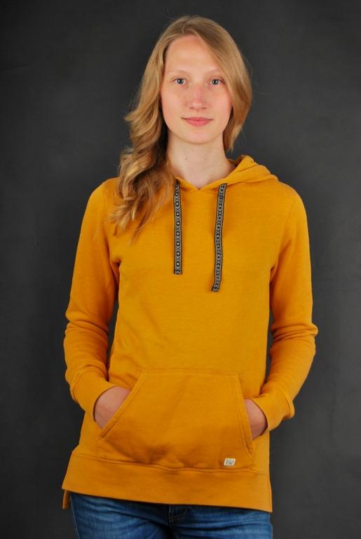 Billabong Pullover Run On Mustard
