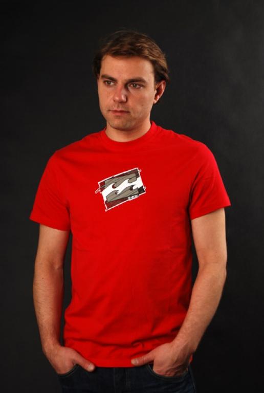 Billabong T-Shirt Texmex Fire Red