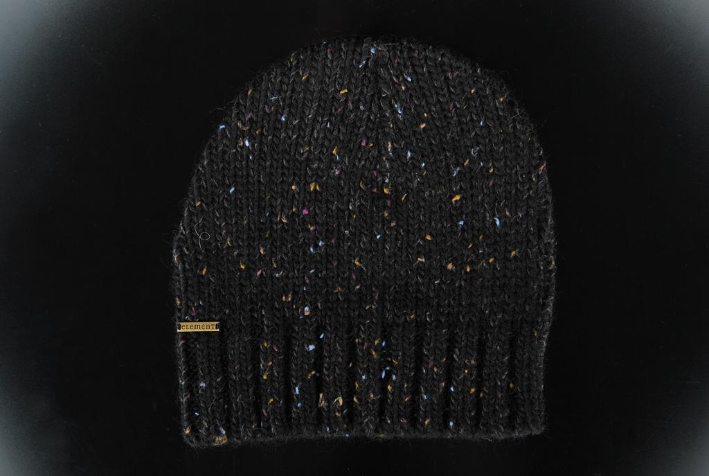 Element Mell Black Mütze