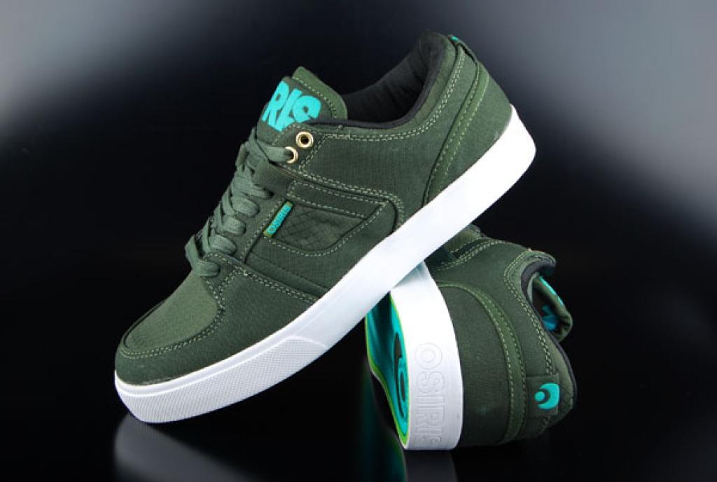 Osiris CH2 Sneaker Pine Sea RR-Nyquist US8/EU40,5