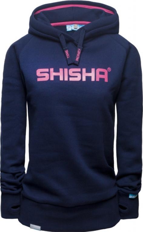 SHISHA Hooded Classic Navy Girls Pullover XL