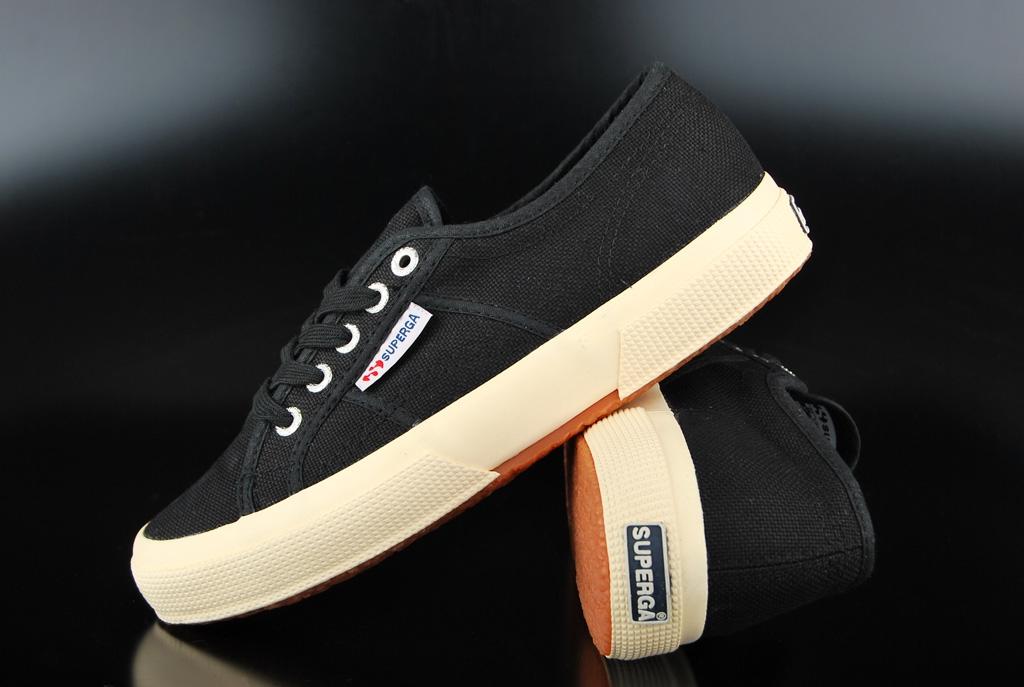 Superga Cotu Classic Black Sneaker US6,5/EU37