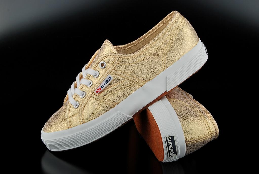 Superga Lamew Gold Sneaker US7,5/EU38