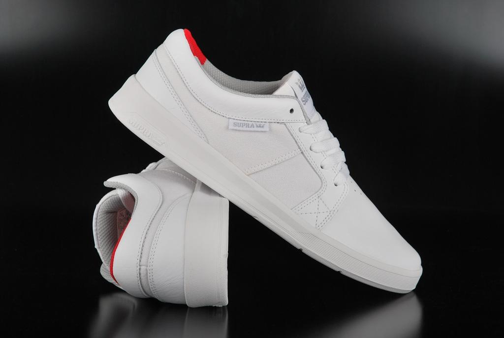 Supra Ineto White White Sneaker 08041-116 US11/EU45,5