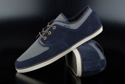 Element Sneaker Whitley Navy Grey