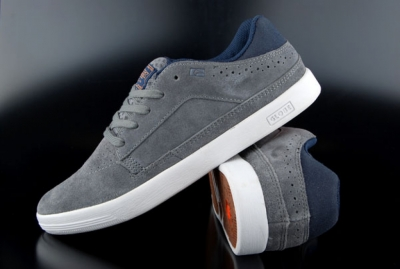 Globe The Delta Sneaker Charcoal Navy