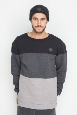 Shisha Klöndör Black Striped Pullover