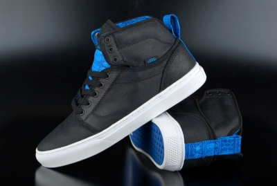 Vans OTW Collection Alomar Tribes Black White High-Top...