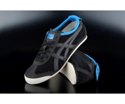 Asics Onitsuka Tiger Shoes Mexico 66 Black Black