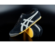 Asics Onitsuka Tiger Mexico 66 Su Sneaker Black Light Grey