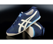 Asics Onitsuka Tiger Mexico 66 Shoe Dark Blue Off White