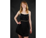Element Dress Miranda Black