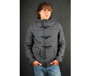 Element Jacket Hufton Charcoal