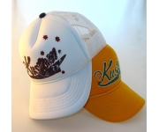 Kustom Billabong Trucker Cap Patriot yellow