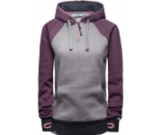 Shisha Pullover Hooded AX-1 GrapeadeAsh