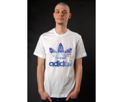 Adidas Originals We R Fun T-Shirt White
