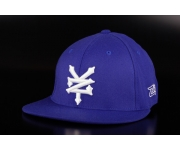 Zoo York Basecap Classic OG Flex Deep Blue