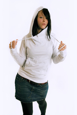 Billabong Hoodie Callister Fleece White