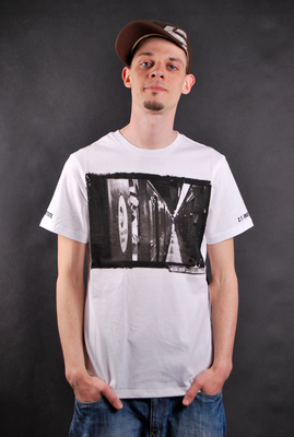 Zoo York Shirt Conductor White Limited