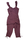 BILLABONG Ellis Purple Overall Girls