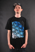 Ecko unltd T-Shirt Modern Words Black