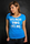 ELEMENT Not You T-Shirt Blue Heather Girls