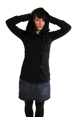 Element Teresa Black Jacket