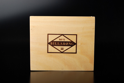 Billabong Crypt Gift Box Black