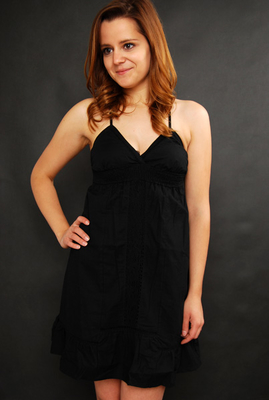 Element Dress Rachel Black