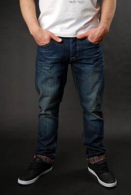 Billabong Hose Duke Dark Used Denim Jeans
