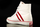 KUSTOM Schuhe Bella White Red Sneaker