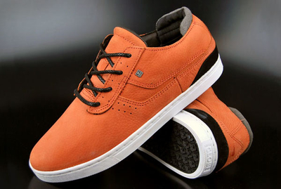 Globe Skate Shoes Comanche Low Rust