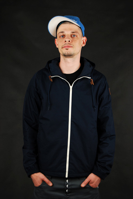 Element Jacket Alder F2 Total Eclipse Wolfeboro Collection