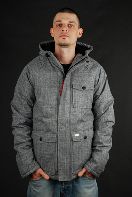 BILLABONG Montery Grey Heather Winterjacke
