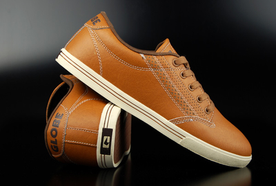 Globe Skate Shoes Lighthouse Slim Tequila Brogue