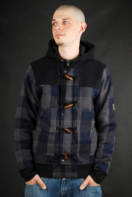 Billabong Jacke Stock Dark Shade
