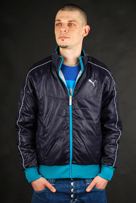 Puma Jacket Flip It Reversible