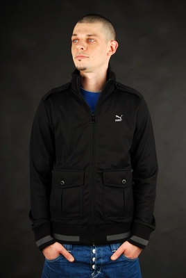 Puma Kozyndan Edition Track Top Jacket Black