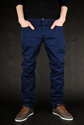 Adidas Originals Slim Chino Pant Marine