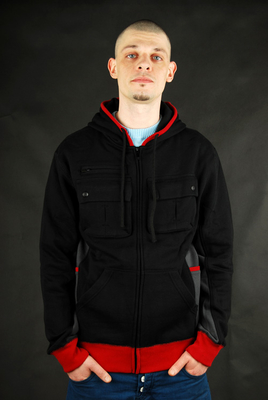 Ecko unltd Pipe Dreams Zip-Jacke Black