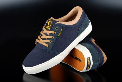 Kustom Trainers Remark DLX Navy