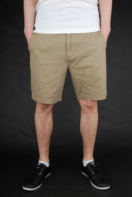 Globe Shorts Goodstock Chino Walkshort Pant Stone