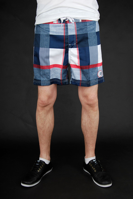 Billabong Boardshorts Serious Volley White Navy Gr. S