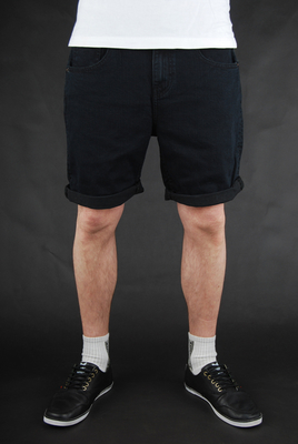 Globe Hose Goodstock Denim Walkshort Blue Black