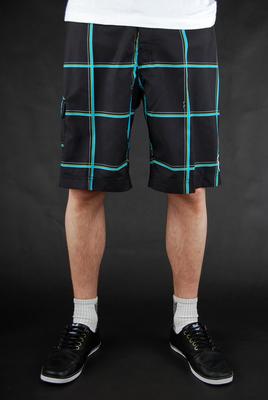 Billabong Badeshorts Serious Baggy Black Aqua