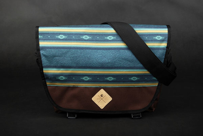Billabong Hij Satchel Oil Ethnic Bag