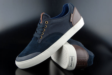 Dekline Tim Tim Premium Sneaker Midnight Brown Antique