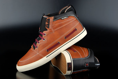 Oneill Shoe Hightide Rust Red