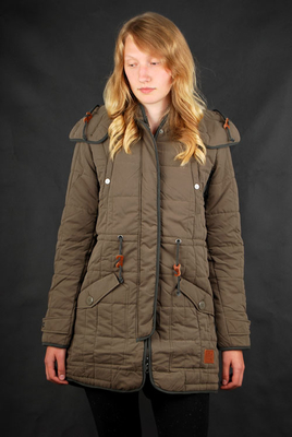 Element Jacke Ada Military Wintermantel Gr. L